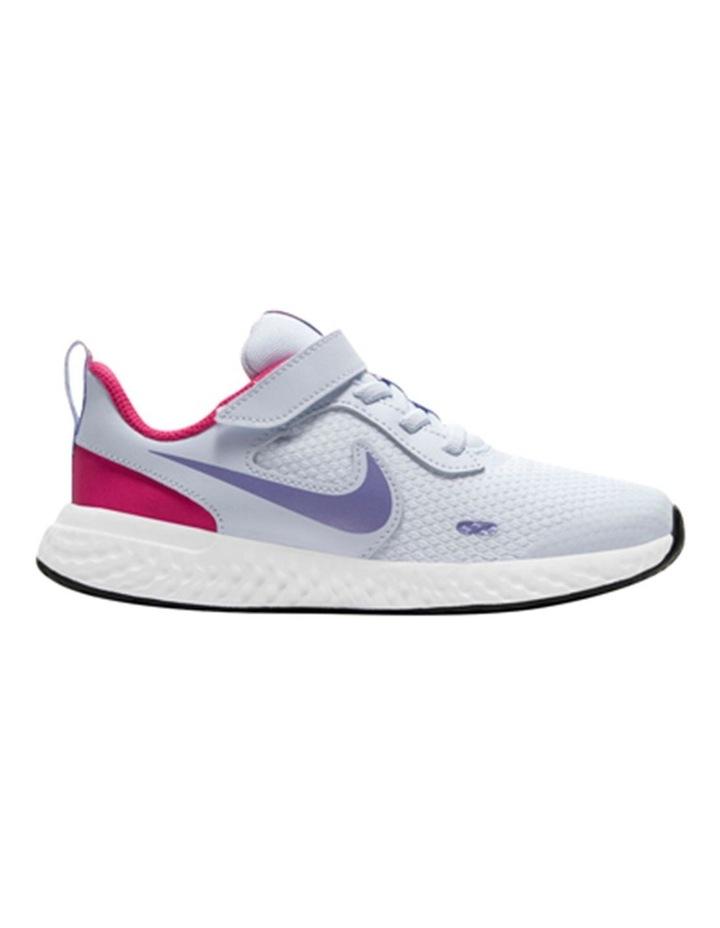 Revolution 5 Pre School Girls Sports Shoes image 1