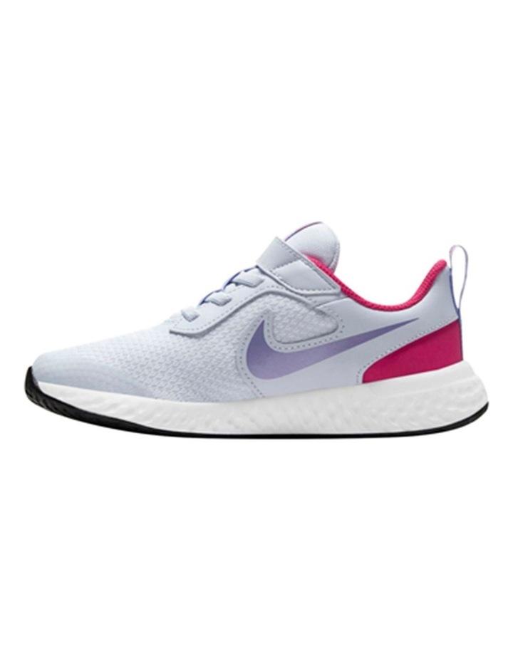 Revolution 5 Pre School Girls Sports Shoes image 2
