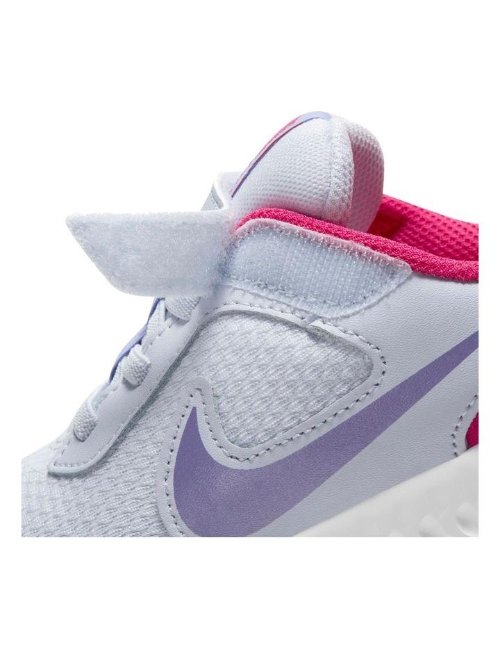 Revolution 5 Pre School Girls Sports Shoes image 3