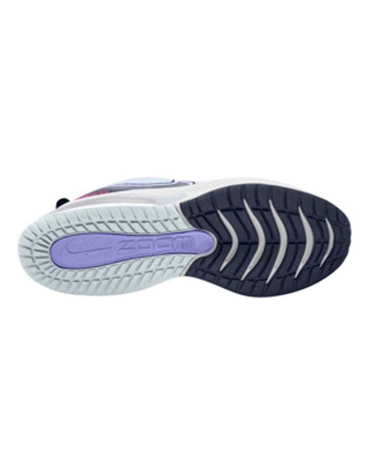 Air Zoom Arcadia Grade School Girls Sports Shoes image 3