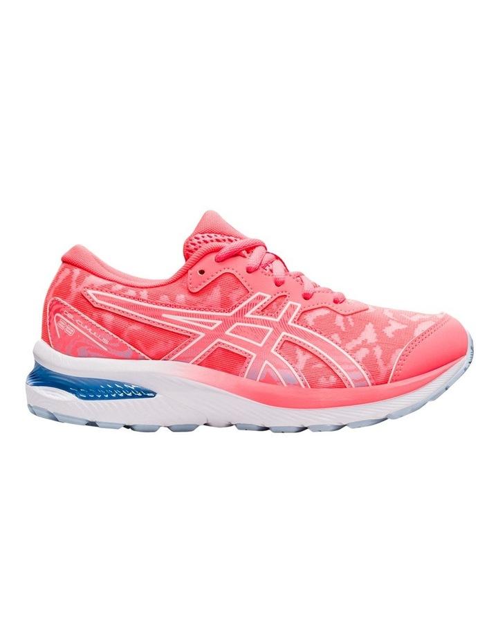 Gel -Cumulus 23 Grade School Girls Sport Shoes image 1