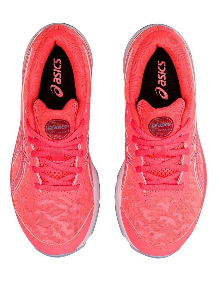 Gel -Cumulus 23 Grade School Girls Sport Shoes image 3