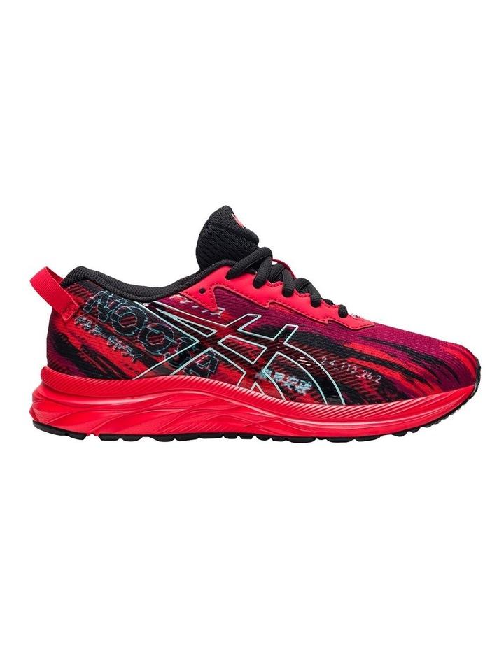 Gel -Noosa Tri 13 Grade School Burgundy Sports Shoes image 1
