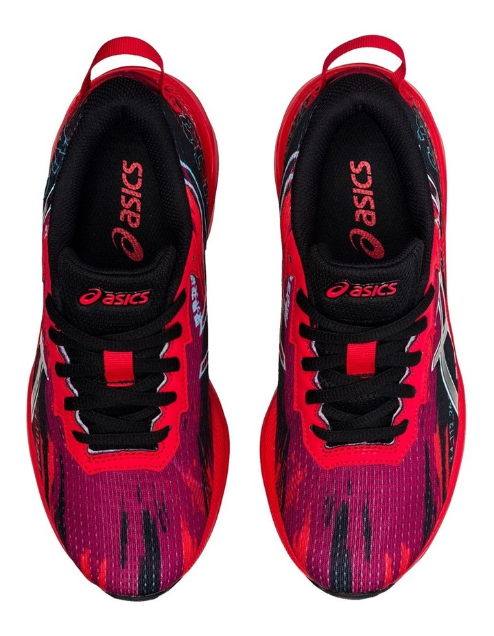 Gel -Noosa Tri 13 Grade School Burgundy Sports Shoes image 3