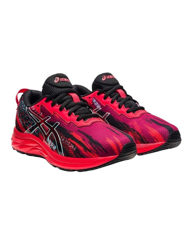 Gel -Noosa Tri 13 Grade School Burgundy Sports Shoes image 4