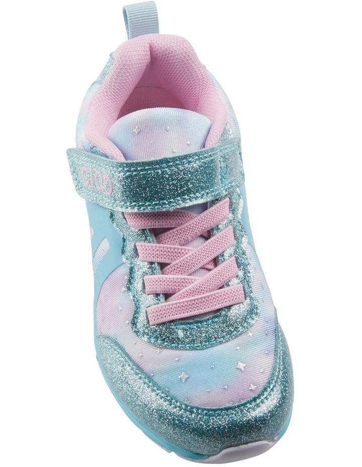Dash Sparkle Girls Sport Shoes image 4