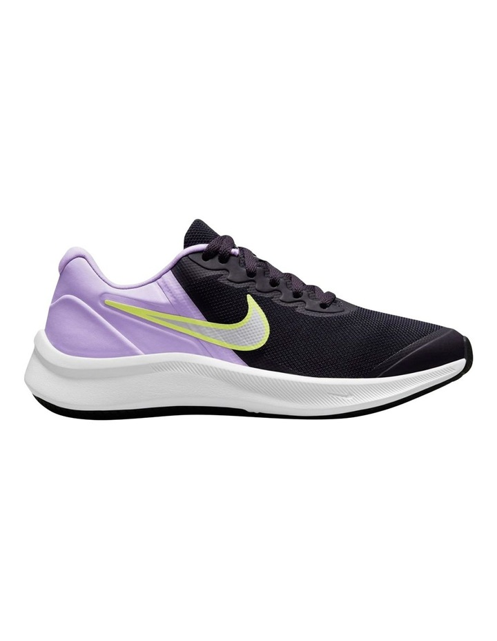 Star Runner 3 Grade School Girls Sport Shoes image 1