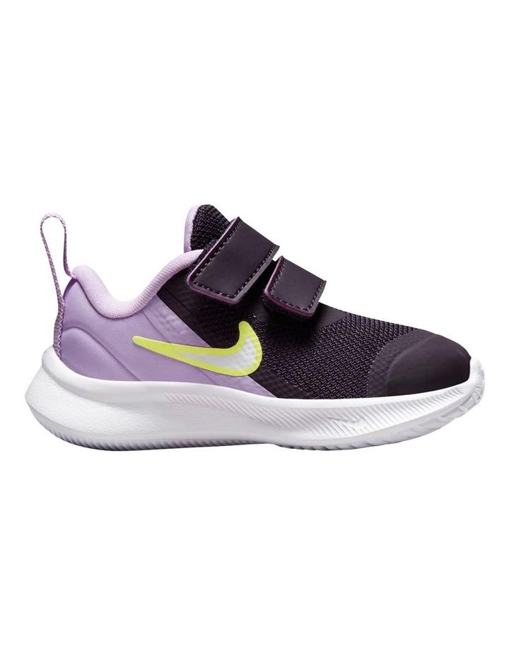 Star Runner 3 Infant Girls Sport Shoes image 1