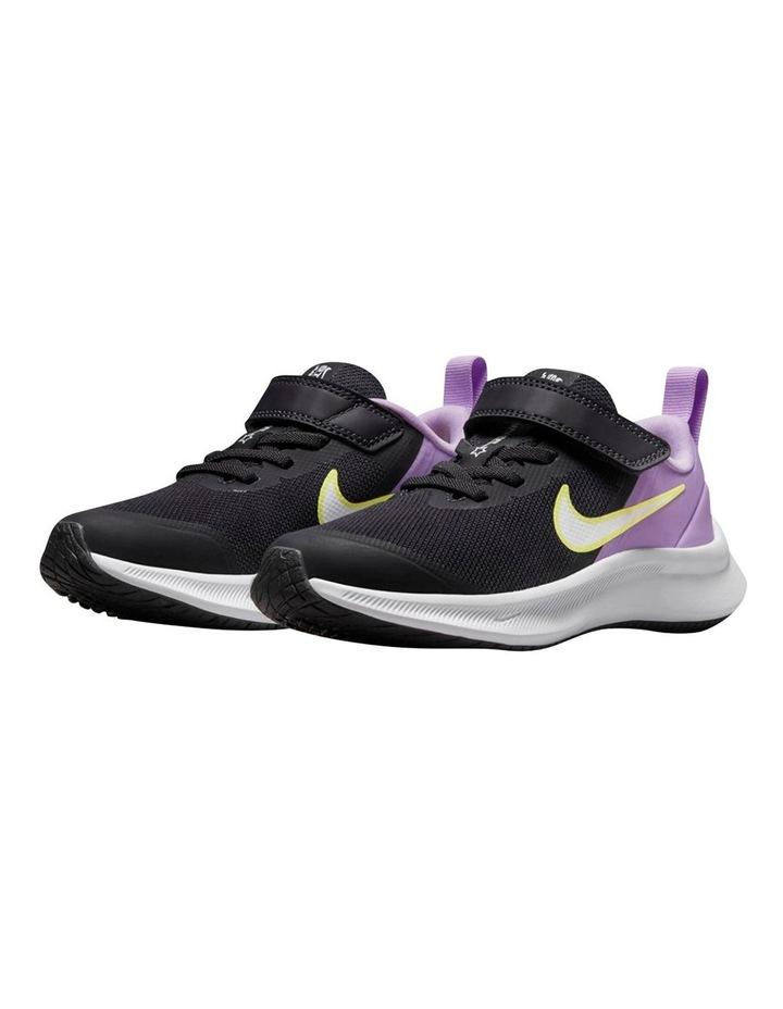 Star Runner 3 Pre-School Girls Sport Shoes image 4