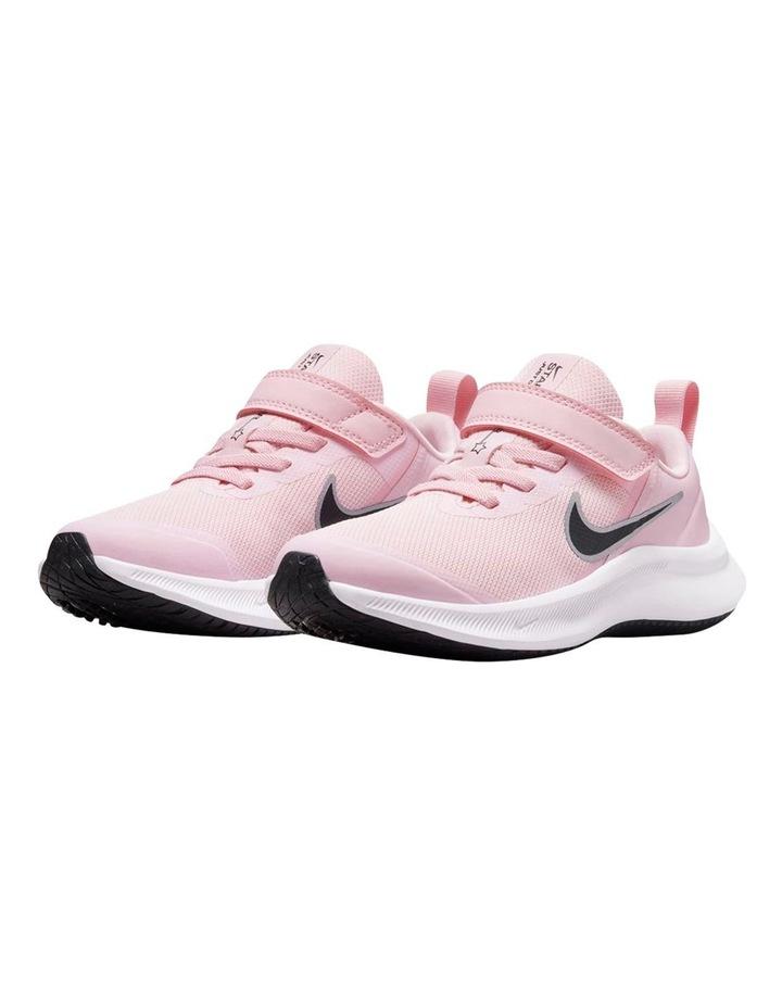 Star Runner 3 Pre School Girls Sport Shoes image 4