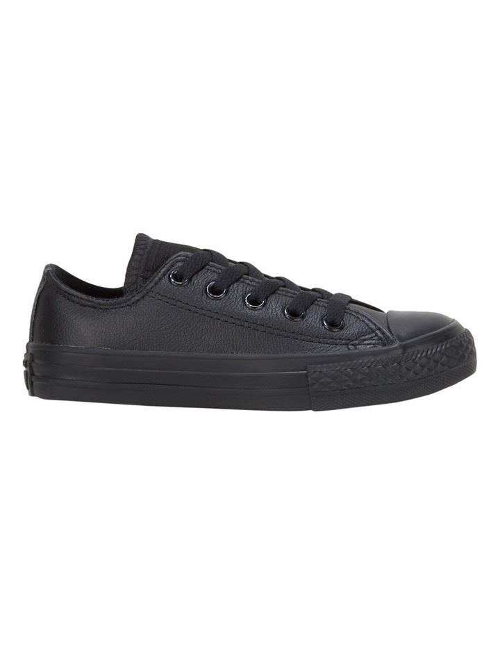 30b36d96842550 Ct All Star Ox Leather Youth image 1