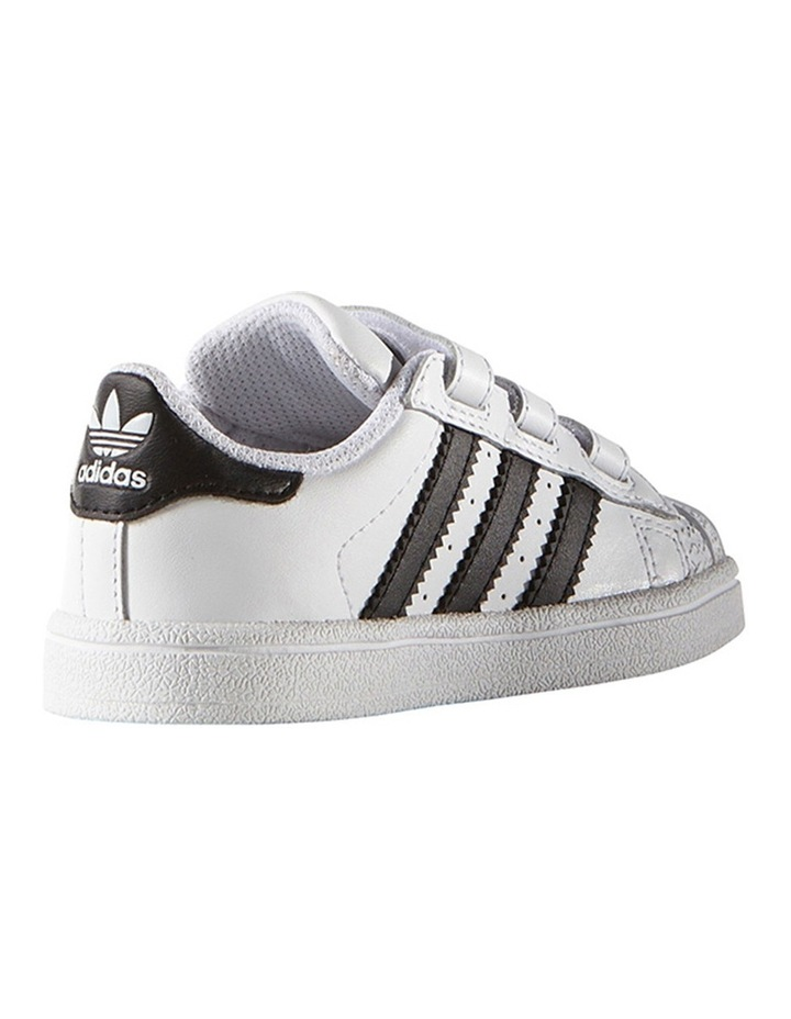 Superstar Foundation Infant Sneakers image 3