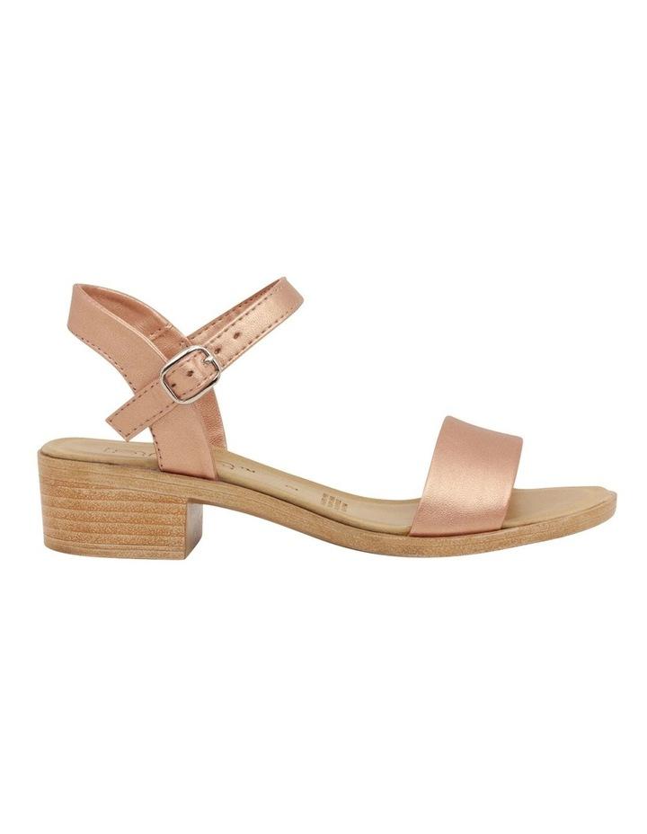 Mondo Rose Gold Sandals image 1