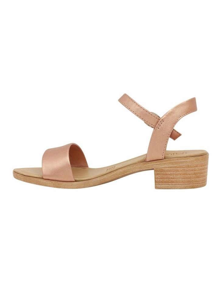 Mondo Rose Gold Sandals image 3