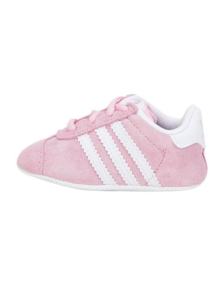 Gazelle Crib Girls Sneakers image 3