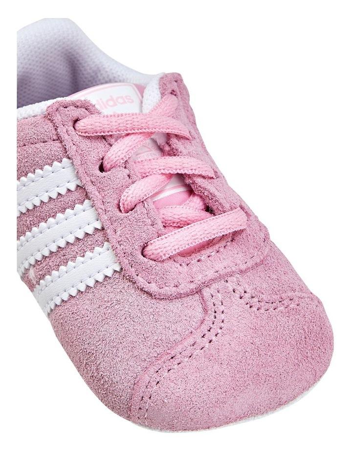 Gazelle Crib Girls Sneakers image 4
