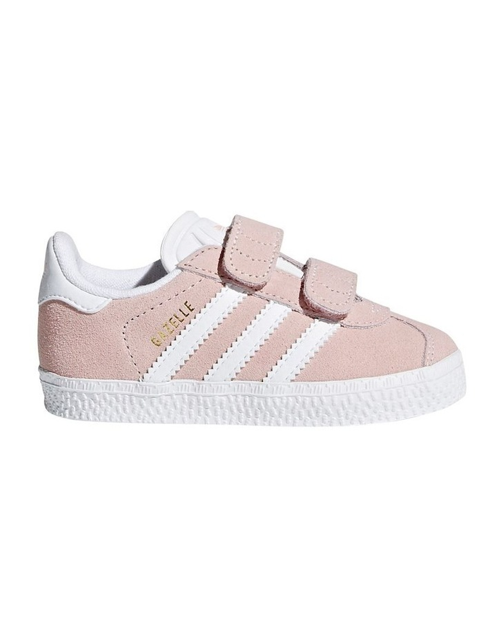 outlet new arrival big sale adidas Originals Gazelle Sf Strap Infant Girls Sneakers