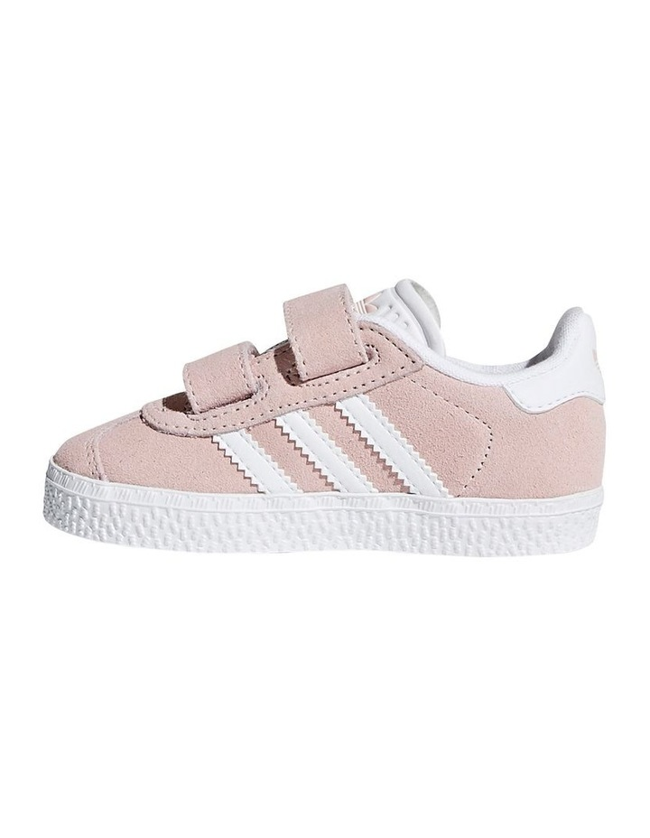 Gazelle Sf Strap Infant Girls Sneakers image 3