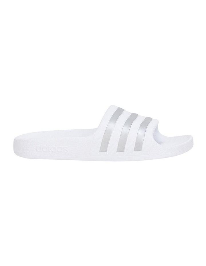 Adilette Aqua Girls Sandals image 1