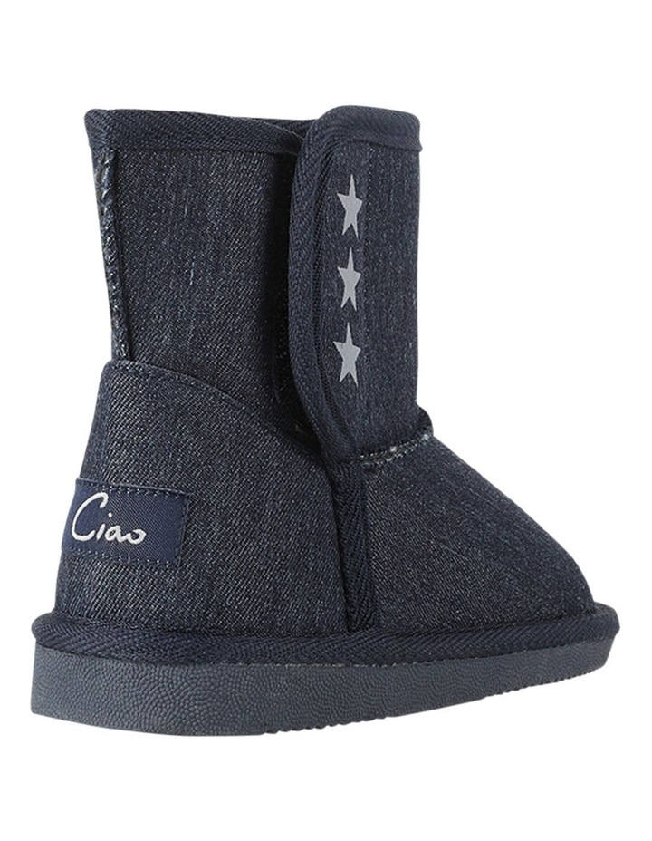 Jack Frost Youth Kids Slippers image 3