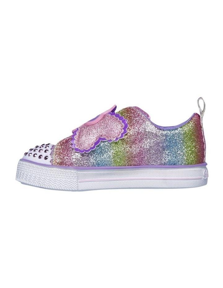 Tt Shuffle Lt Sparkle Pals Infant Sneakers image 2