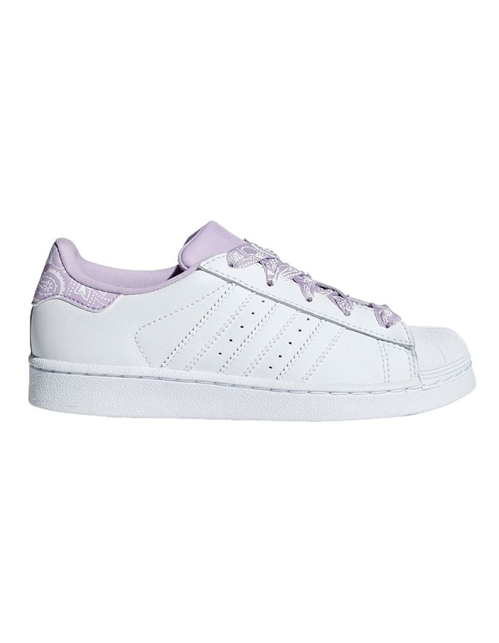 Superstar Foundation Ps Girls Sneakers image 1