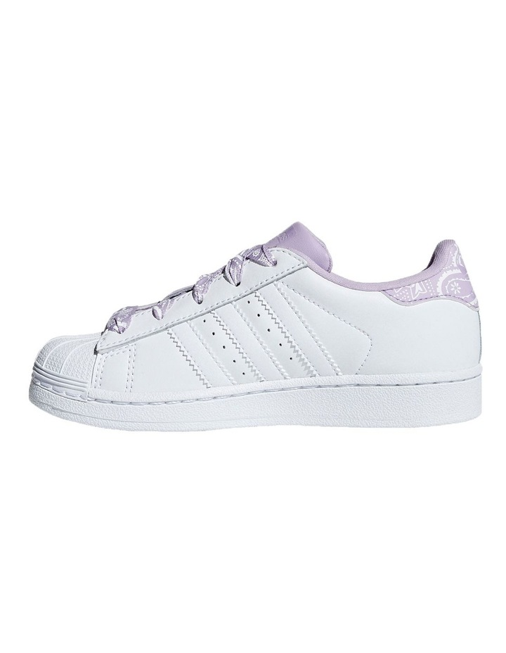 Superstar Foundation Ps Girls Sneakers image 2