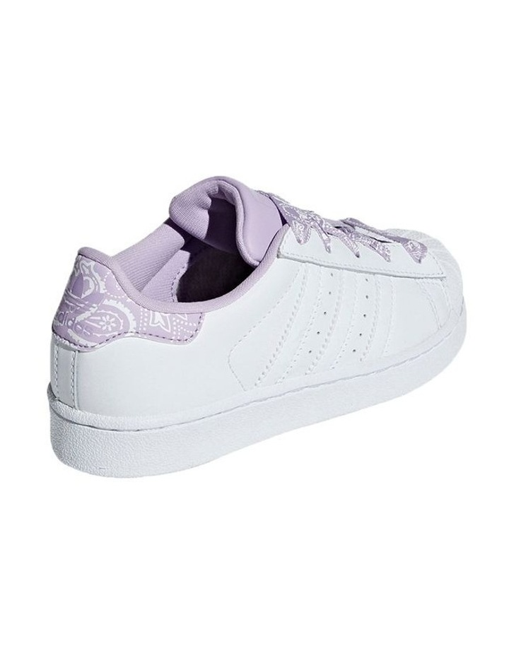 Superstar Foundation Ps Girls Sneakers image 4