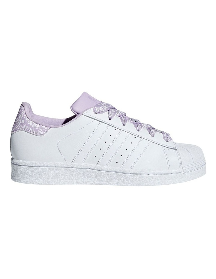Superstar Foundation Gs Girls Sneakers image 1