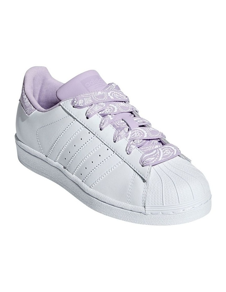 Superstar Foundation Gs Girls Sneakers image 3