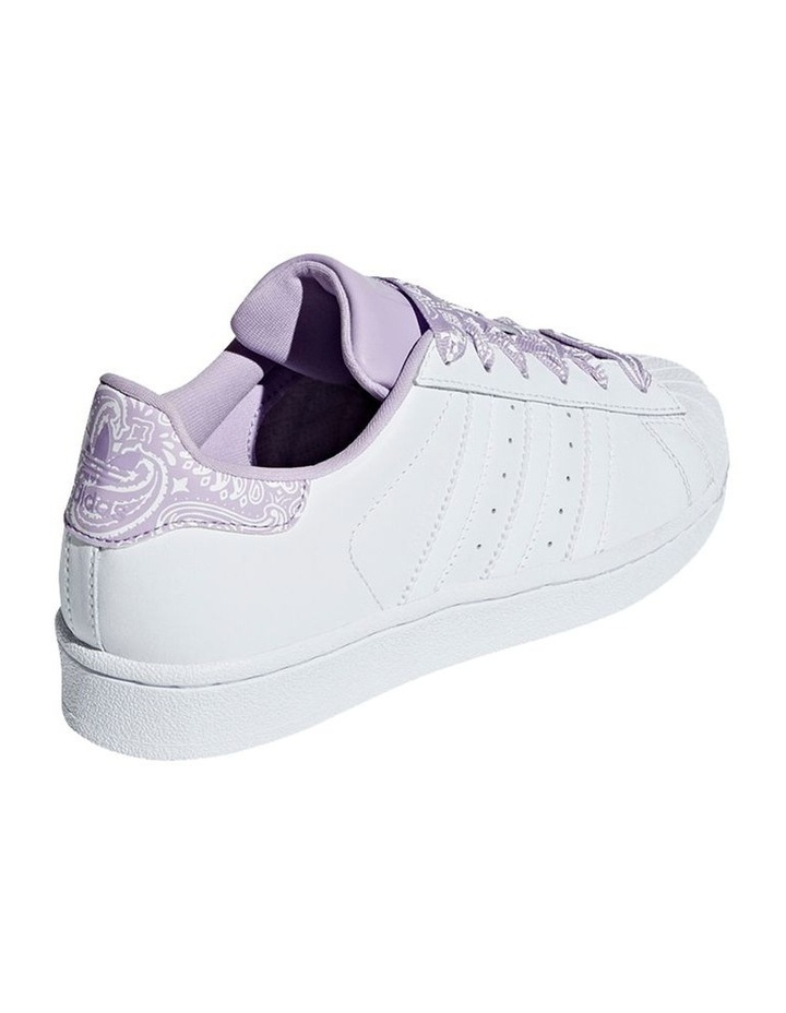 Superstar Foundation Gs Girls Sneakers image 4