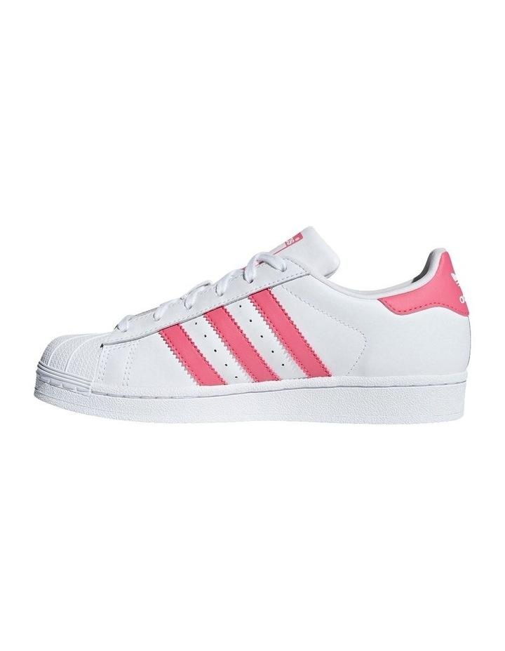 Superstar Foundation Grade School Girls Sneakers image 2