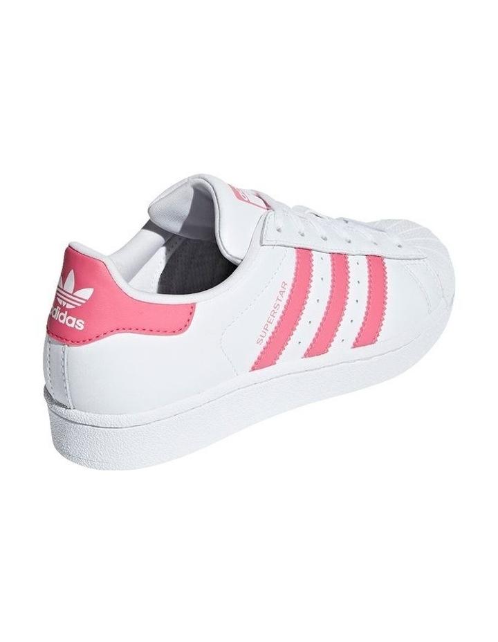Superstar Foundation Grade School Girls Sneakers image 3