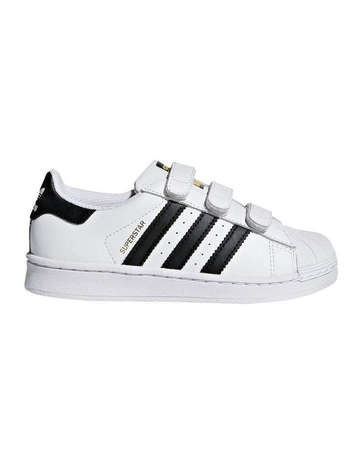 Superstar Foundation Pre School Boys Sneakers image 1