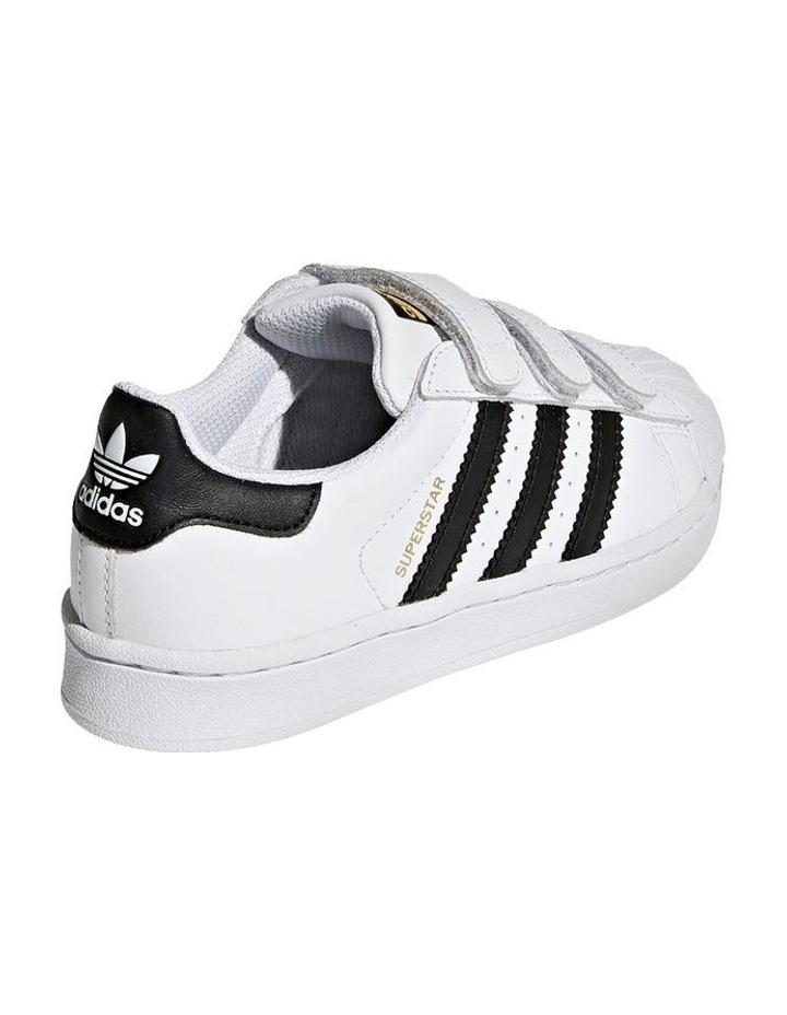 Superstar Foundation Pre School Boys Sneakers image 3