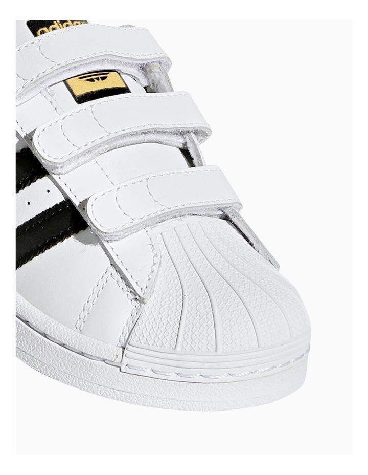 Superstar Foundation Pre School Boys Sneakers image 4