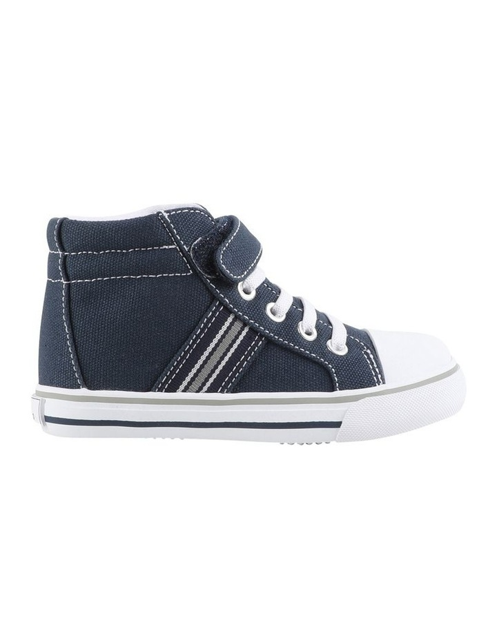 Maxie Checker Hi Top Sneakers Shoes image 1