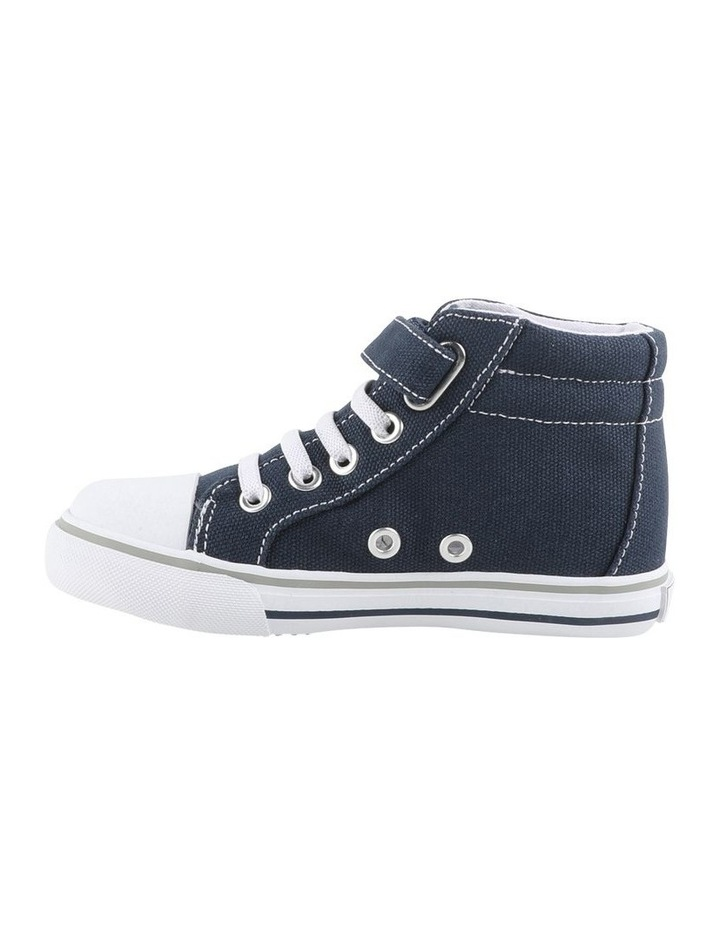 Maxie Checker Hi Top Sneakers Shoes image 2
