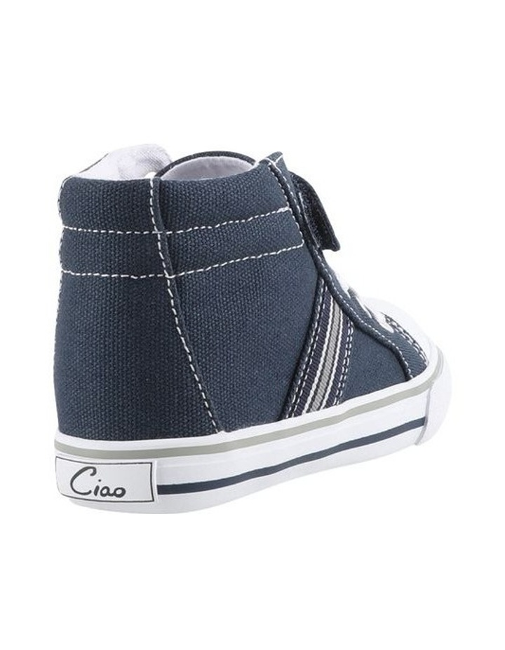 Maxie Checker Hi Top Sneakers Shoes image 3