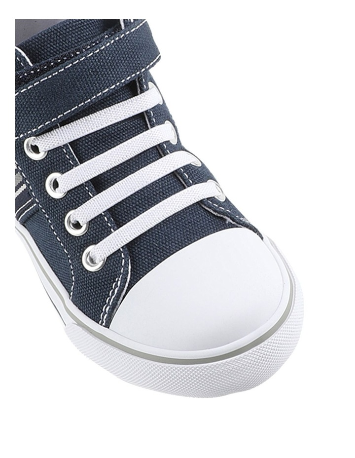 Maxie Checker Hi Top Sneakers Shoes image 4