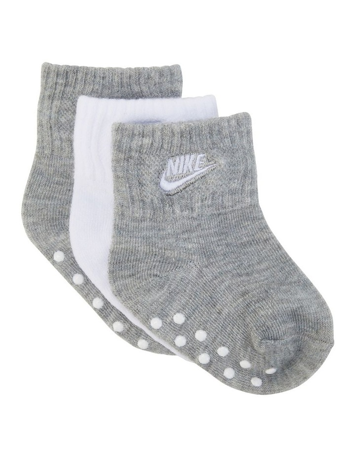 Core Futura Grip 3 Pack Socks image 1
