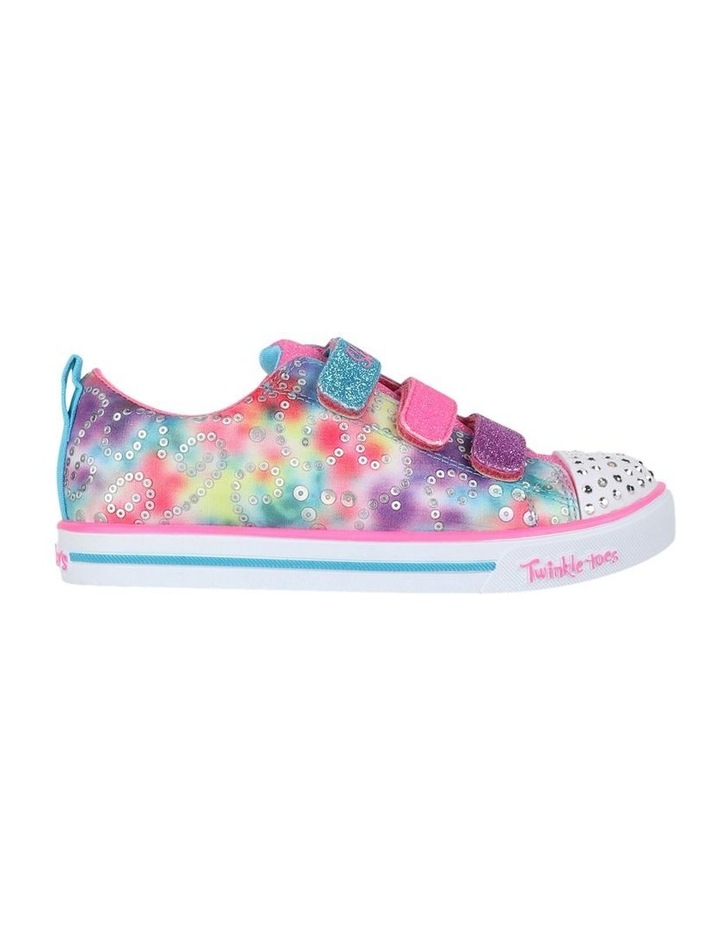 Sparkle Rainbow Brights Youth Sneakers image 1