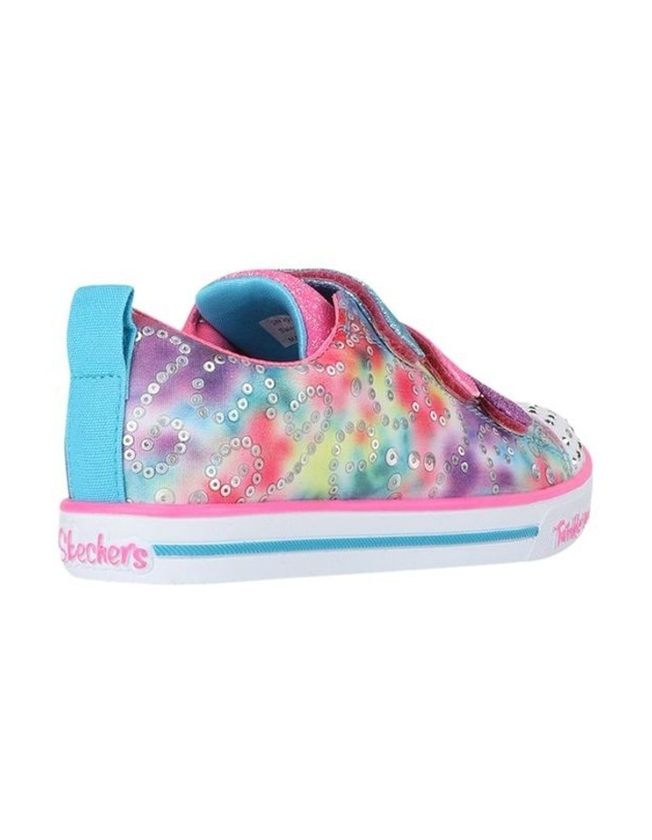 Sparkle Rainbow Brights Youth Sneakers image 3