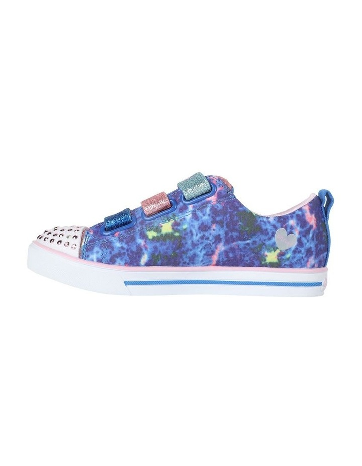 Sparkle Rainbow Brights Youth Sneakers image 2