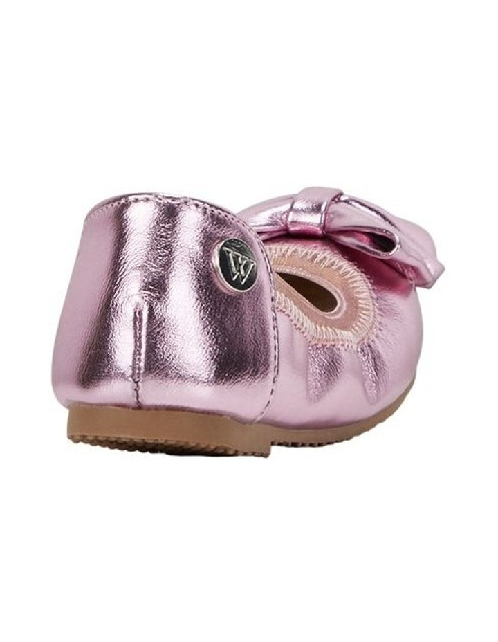 Catie Party Bow Ballet Shoes image 2