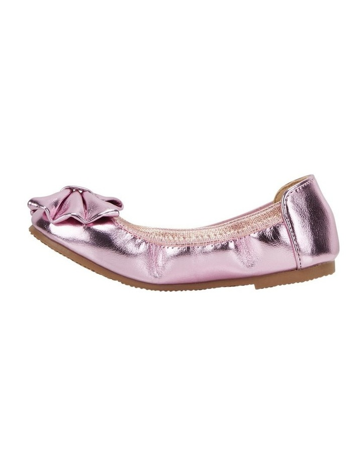 Catie Party Bow Ballet Shoes image 3