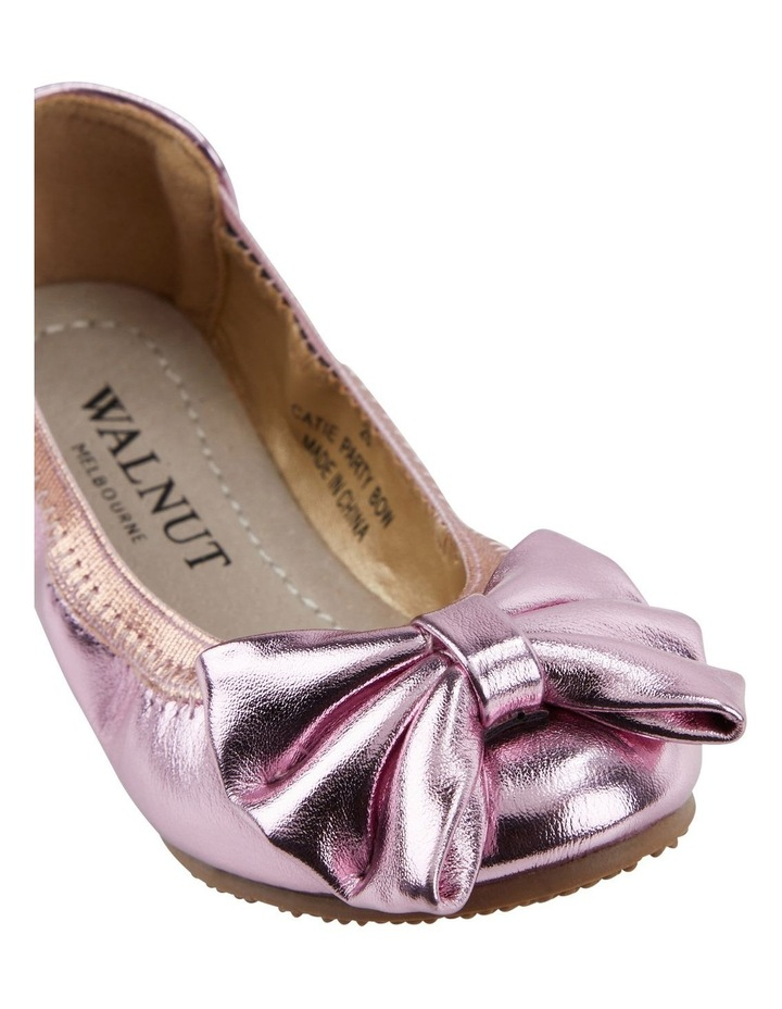 Catie Party Bow Ballet Shoes image 4