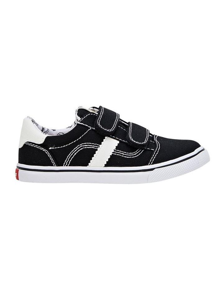 Stripe Canvas Shoes image 1