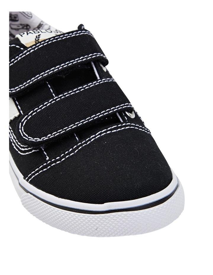 Stripe Canvas Shoes image 4