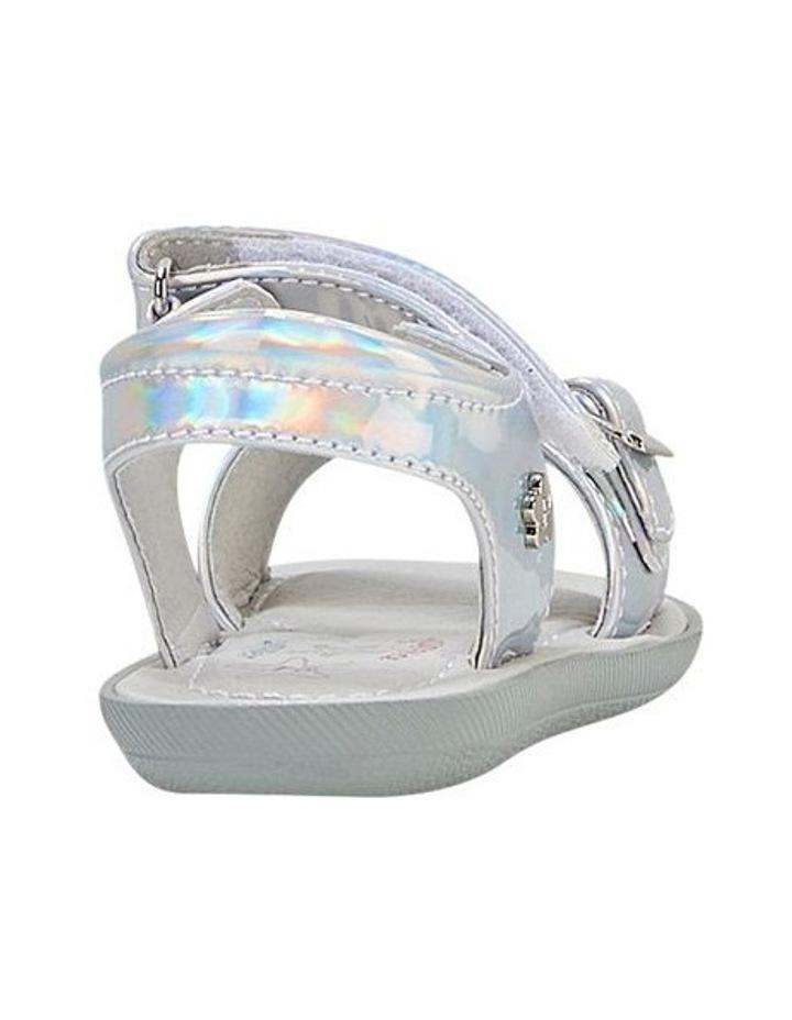 Tinkerbell Metallic Sandal Youth image 2